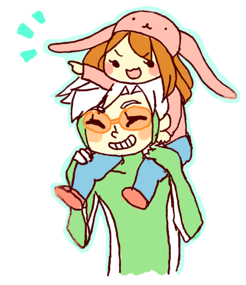 zillyhooo:  quick doodle because i am so oVERWHELMED BY HOW CUTE THEY ARE one of the cutest team-ups in marvel history, i think!!!