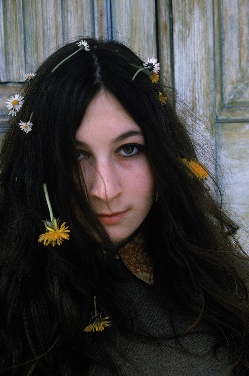 bohemea:  Anjelica Huston