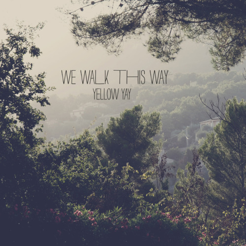 We Walk This Way is out!!  The beautiful cover is done by talented designer Hanne Martinsen. Mix by Peder Jørgensen. Thank you!