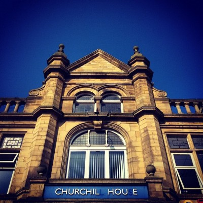 Churchill House #cleckheaton #northgate #bradford #sun #blue #sky #notacloud #summer#instagood #instagreat #jj_forums #instagramdaily #instafamous #igers #ipopyou  #iphonesia #webstagram #instagramers  #ahahahaCheah #igdaily #instagold #instamood #photooftheday #ignation #igaddict #primeshots #instagram_masters #instagram_underdogs   (Taken with Instagram at Cleckheaton, West Yorkshire )