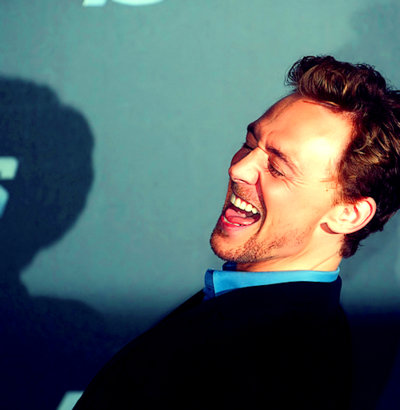 laufeydaughter:  3/50: Tom Hiddleston
