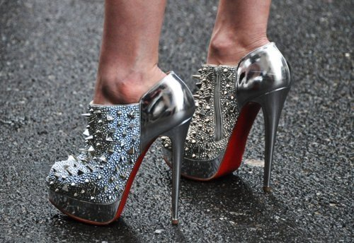 Christian Louboutin Sexy Heels on We Heart It. http://weheartit.com/entry/29133310