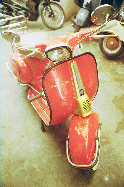 vespa pts 90cc on Flickr.