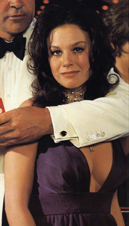 Lana Wood in Diamonds Are Forever.