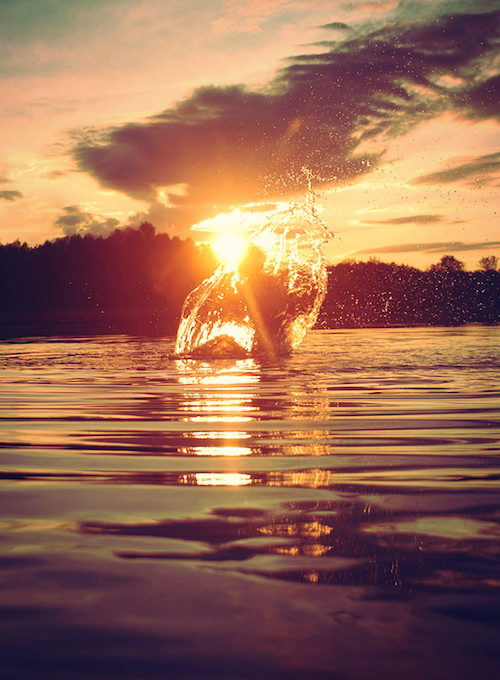 water sun in fire (by yougo jeberg)