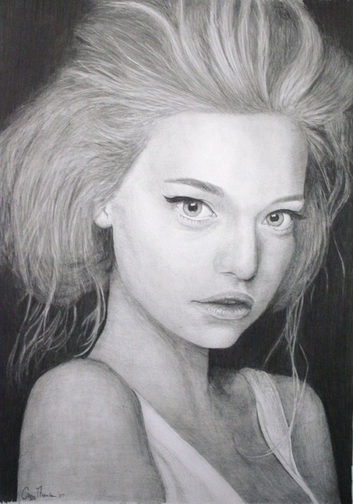 Gemma Ward by pheonix91