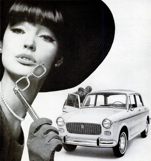 fiat 1964 by Captain Geoffrey Spaulding on Flickr.1964 Fiat