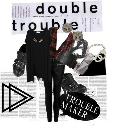 Trouble Maker - Part Two