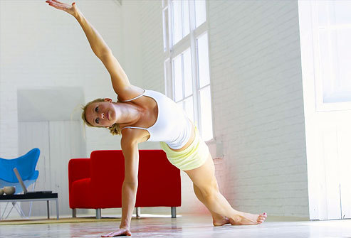 7 Ways to Maintain a Home Yoga Practice By Brian 17 Comments, dailycupofyoga.com [Edi­tor's note: This is a guest post by Lind­sey Lewis, yoga teacher and life coach, founder of www.libreliving.com.]Get­ting going can be the hard­est part. Some morn­ings, like today, I've been up late the night before, man oh man my…