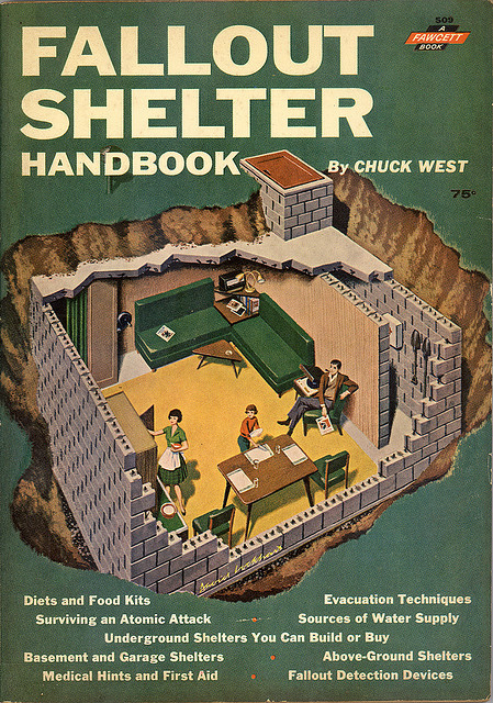 Fallout Shelter Handbook, 1962, at The Ward-O-Matic