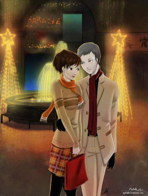 daydreamingalice:  I would be lying ifI said I didn't ship this… I would be lying through my teeth.