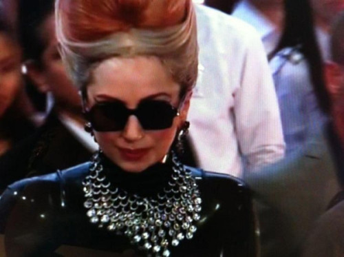 fiftyrantsperday:  Gaga looking great!