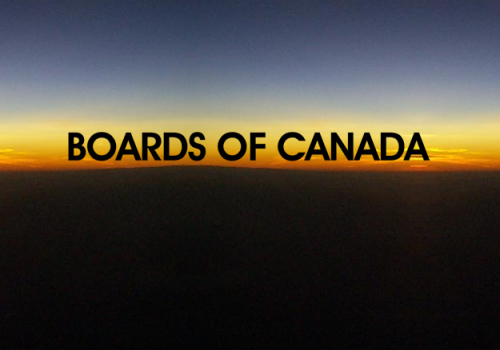 BOARDS OF CANADA Sent to me by Johnny Hopkins, Boards of Canada are a Scottish electronic music duo and brothers Mike Sandison and Marcus Eoin. Unique arrangements of techno beats and keyboard lines make up their funky, ambient sound.