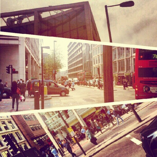 City Heat #London #City #East #Lunch (Taken with instagram)