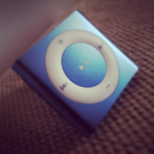 iPod (Taken with instagram)
