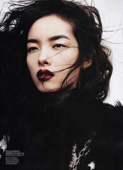 elitelondon:  Fei Fei Sun | Vogue China November 2012 Ph: Josh Olins