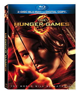THE HUNGER GAMES DVD/Bluray coming August 18th!