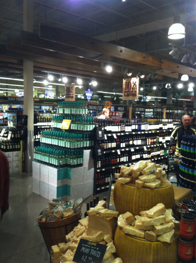 The worlds freshest Whole Foods just opened in Wilmington NC! It's gorgeous! These folks have spared no expense. The attention to detail and devotion to local products really shines at the new location. Stop in today and check them out! The wine selection is amazing and the staff is extremely knowledgeable.
