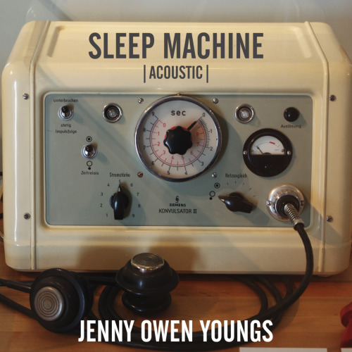 "The acoustic version of ""Sleep Machine"" is now available to the universe HERE. It sounds fairly creepy, I think. Which is something I really like about it.  Read about the lyrical backstory of this song over HERE."