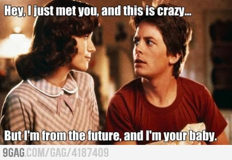 Just for my love of Back to the Future