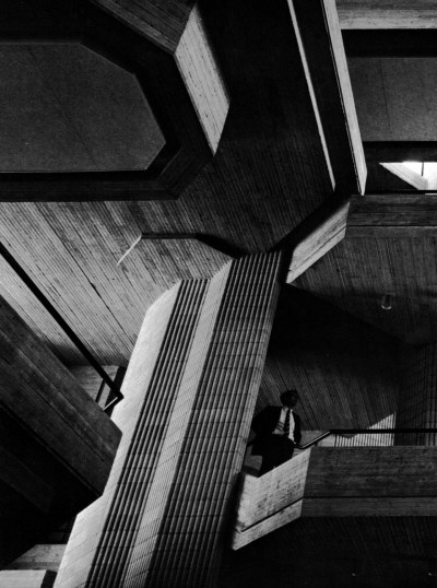 fuckyeahbrutalism:  Southeastern Massachusetts Technological Institute (Now UMass Dartmouth), North Dartmouth, Massachusetts, 1963-66 (Paul Rudolph)