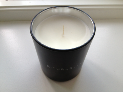 Rituals' Jasmine Dream candle