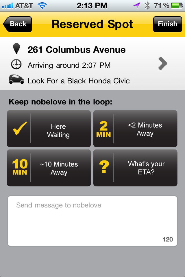 laughingsquid:  KurbKarma, A Mobile App For Finding & Sharing Good Parking