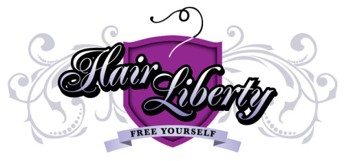 Hair Liberty is the freedom to rock whatever style you want, whenever you want. Curly, straight, natural, relaxed, whatever! Free yourself!