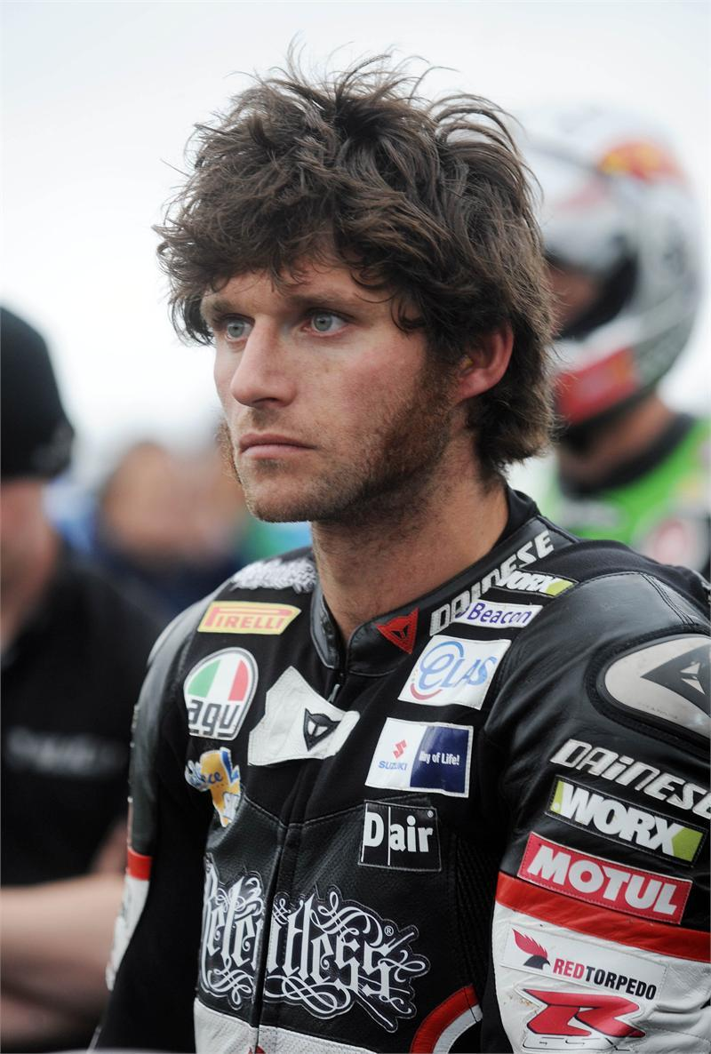 Real Life Super Hero. www.guymartinracing.co.uk (picture courtesy of Suzuki Press)