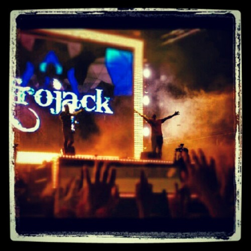 Can't wait to see @therealdjafrojack this #Summer in #Miami! (Taken with instagram)