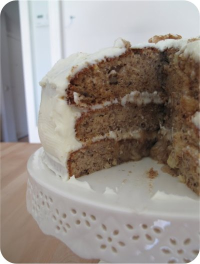 Hummingbird cake (via Last but not least | Las aventuras de Teresita)