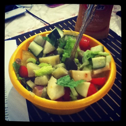 Lunch! (Taken with instagram)
