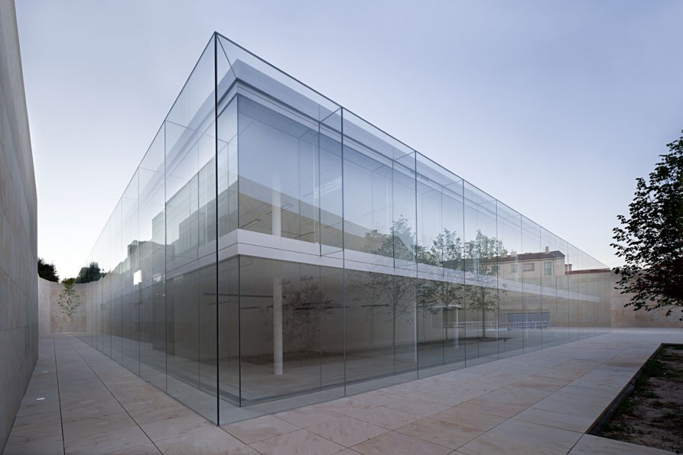 minimalarchitecture:  (via Pictures - Offices for the Junta de Castilla y Leon - Architizer)