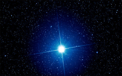 Sirius, also known as the Dog Star, is the brightest star in the sky. It is the chief star in the constellation Canis Major, the Big Dog. Have you ever heard anyone speak of the dog days of summer? Sirius is behind the sun as seen from Earth in Northern Hemisphere summer. In late summer, it appears in the east before sunrise – near the sun in our sky. The early stargazers might have imagined that the double-whammy of Sirius and the sun caused the hot weather, or dog days. Read More