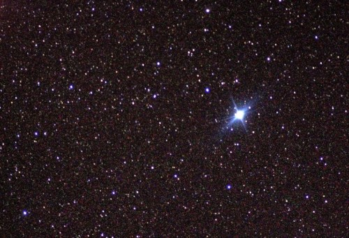 Canopus, also called Alpha Carinae,  second brightest star (after Sirius) in the night sky, with a visual magnitude of −0.73. Lying in the southern constellation Carina, 310 light-years from Earth, Canopus is sometimes used as a guide in the attitude control of spacecraft because of its angular distance from the Sun and the contrast of its brightness among nearby celestial objects. The Syrian Stoic philosopher Poseidonius (c. 135–50 bc) used sightings of Canopus near the horizon in his estimation of the size of Earth.