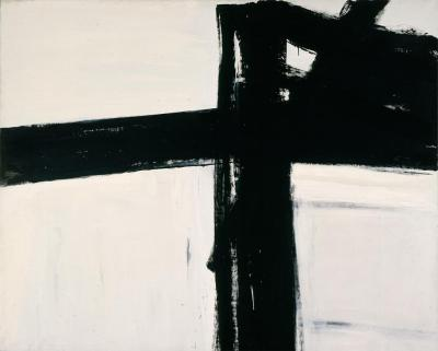 Happy birthday Franz Kline! (Bethlehem, 1960)