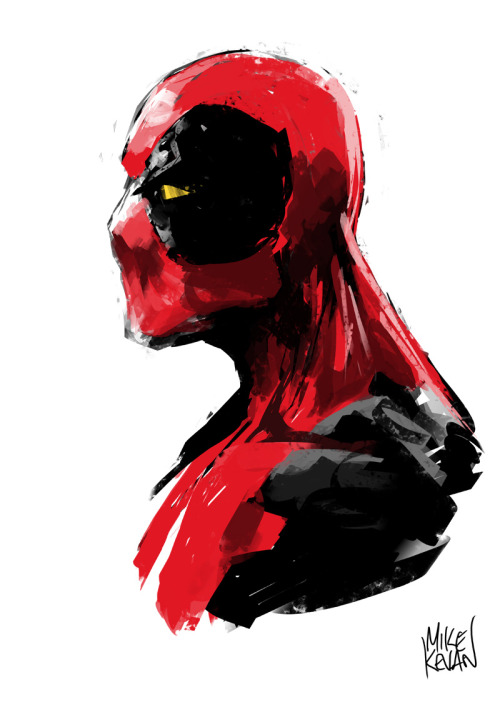 curiousintent:  Deadpool.