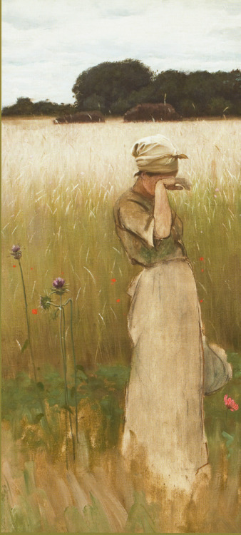 colourthysoul:  Louis Welden Hawkins - Shadows Of Grey