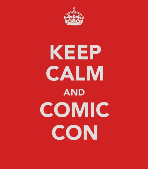 bettyfelon:  It's officially seven weeks till San Diego Comic Con. Oh dear.  Just a friendly reminder~ Who else is going? :D