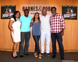 All smiles at the Porgy & Bess CD signing! Get it here: http://www.psclassics.com/cd_porgyandbess.html  Photo by Lisa Pacino.
