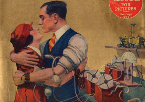 paleofuture:  Mechanical Matchmaking: The Science of Love in the 1920s   Science!