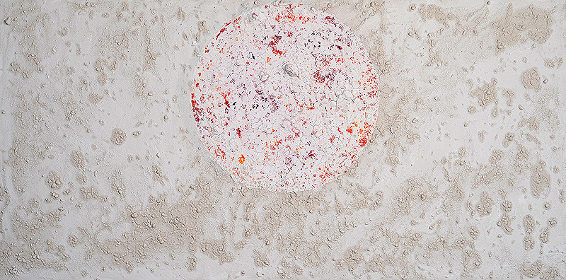 mixed media on linen - 80 x 160 cm - Tom Cartmill, 2012 Finished this work two weeks ago and it will be leaving the studio for the first time and indeed forever, this weekend: I have sold it in my Open Studio show. This Friday, Saturday and Sunday, 25-28th May, 11am -5 pm are Rear Door Studio's last open days of the season. Last chance to see Tom Cartmill's studio, gain insight into his practice and see new work. Hope you can make it over.