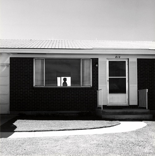 Robert Adams  Colorado Springs, Colorado, 1968