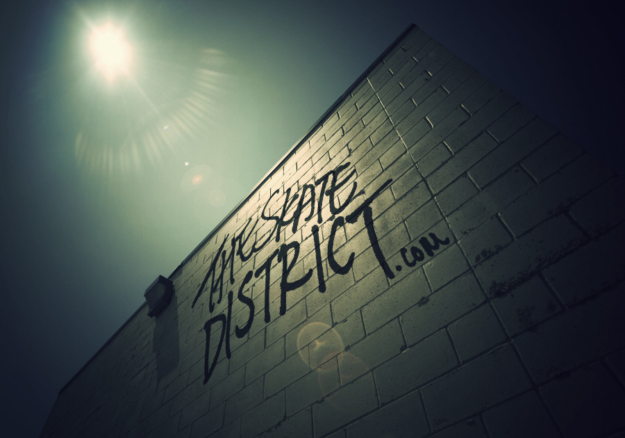 TheSkateDistrict. A longboard OG photography blog everyone should follow.