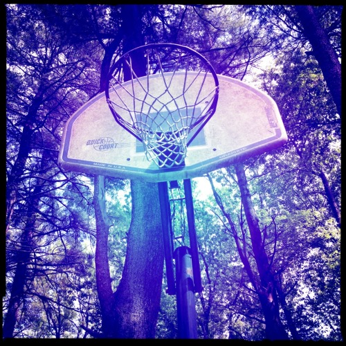 Hoops anyone? Roboto Glitter Lens, Blanko Noir Film, Berry Pop Flash, Taken with Hipstamatic