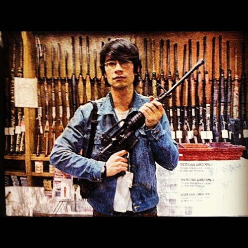 "Recording @lamedrivers' ""Other Side"" w/ Matt Tong and his gun (Taken with Instagram at Bed Stuy)"