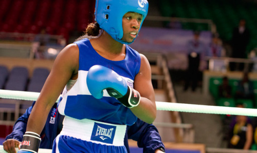 "Claressa ""Teen Contender"" Among the First Women to Box in the Olympics FANTASTIC FEMINIST WEDNESDAY NEWS!"