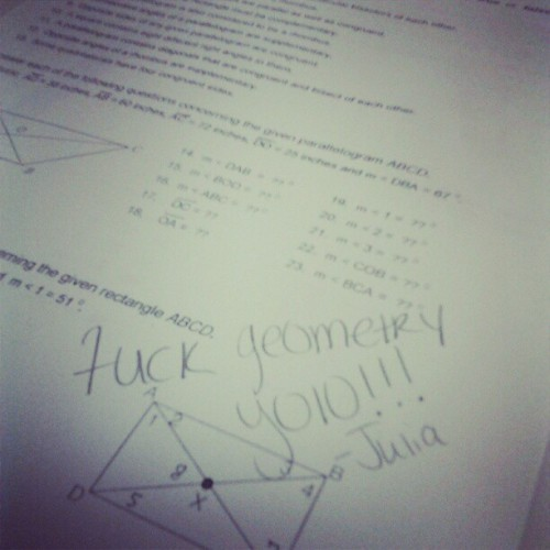 Lol . #YOLO . ! (Taken with instagram)