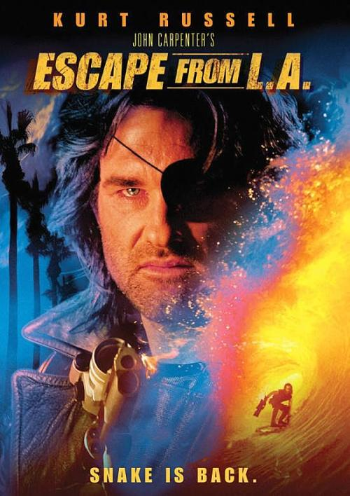actioncinema:  Escape From L.A. (1996)