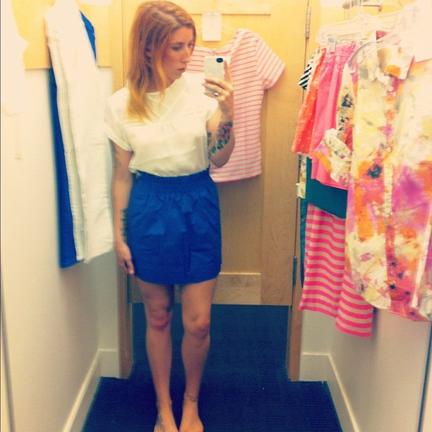 Jcrew, Always. Every. Thing. (Taken with Instagram at J Crew Factory Store)